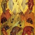 Акатист во слава на Светлоносното Преображение на Христос Спасителот