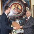 Директорот на КОВЗРГ, г. Даријан Сотировски оствари билатерална средба со г-дин д-р Милета Радојевиќ