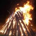 Покрај огнот