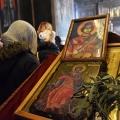 Божествена Литургија во храмот на св. Петка, Скопје (07.12.2018)