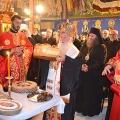 Чествување на патронот во Македонската богословија 07.12.2018
