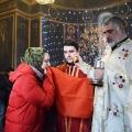 Божествена Литургија во храмот на св. Петка, Скопје (13.01.2019)