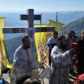 На гората Крчин за Преображението на Спасителот