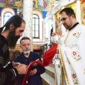 Божествена Литургија во храмот Рождество на Пресвета Богородица, Скопје (20.09.2019)
