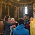 Божествена Литургија во храмот на св.Петка, Скопје (07.12.2019)