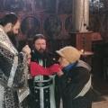 Литургија на претходноосветени дарови во Крива Паланка , 27 март 2020