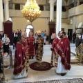 Cесловенските просветители св. Кирил и Методиј,Тетово (24.05.2020)