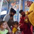 Божествена Литургија во храмот на св.Јован Крстител, н.Бутел,Скопје (02.08.2020)