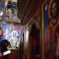 Божествена Литургија во манастирот на св. Никола, с. Љубанци (08.08.2020)
