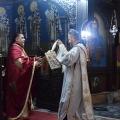 Божествена Литургија во храмот Соборен храм, Скопје (08.09.2020)