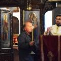 Божествена Литургија во храмот на св.Петка, Скопје (22.10.2020)