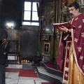 Божествена Литургија во храмот на св. вмч. Димитриј, Скопје (25.10.2020)