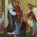 Света Златоустова Литургија во ставропигијалниот манастир во Калишта- Рождество на Пресвета Богородица (04.12.2020)