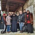 Божик- Полошки манастир, Тиквешкоо езеро
