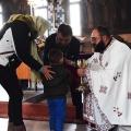 Света Василиева Литургија во храмот на св.-те Петар и Павле, н.Лисиче (14.01.2021)