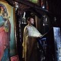 Божествена Литургија во манастирска црква на св.вмч. Георгиј,Криви Дол, Скопје (28.02.2021)