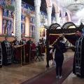Велики Петок - Оплакување Христово - Храм Рождество на Пресвета Богородица (30.04.2021)