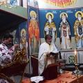 Божествена Литургија во храмот на св. пророк Илија, н. Аеродром, Скопје (11.06.2021)