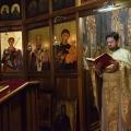 Божествена Литургија во храмот на св.Јован Крстител, н.Капиштец,Скопје (18.07.2021)